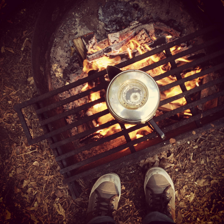 campfire coffee percolator instructions